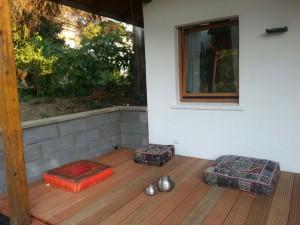 Garten Yoga